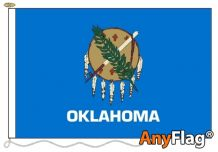 OKLAHOMA ANYFLAG RANGE - VARIOUS SIZES